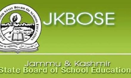 JKBOSE to 'tentatively' hold annual exams from 2nd week of October