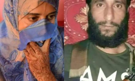 Sister's marriage postponed after militant brother dies in gunfight