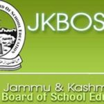 JKBOSE to conduct class 11th annual examination from current session