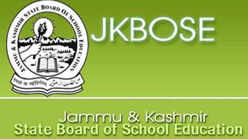 JKBOSE Class 10th, 11th and 12th Centre Notice
