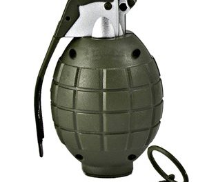 Live hand Grenade defused in Ganderbal