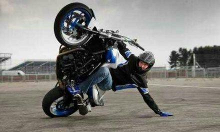 Police arrests stunt biker in Srinagar