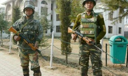 Tight security in JK ahead of second phase of local polls