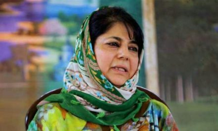 Mehbooba condoles loss of lives in Poonch road accident