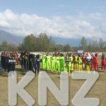 Kashmir-Inter District Woman's Cricket Match update