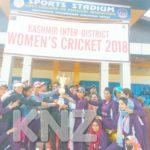 Kashmir Women's cricket championship concludes at Ganderbal