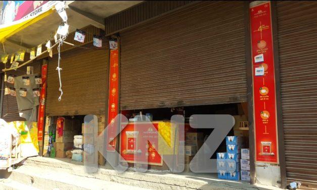Burglars loot four wholesale shops in Beehama Ganderbal