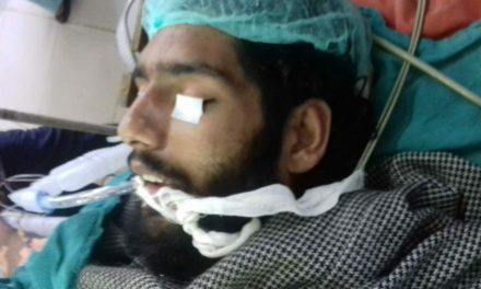 Militant injured critically in Pulwama gunfight admitted in SMHS hospital
