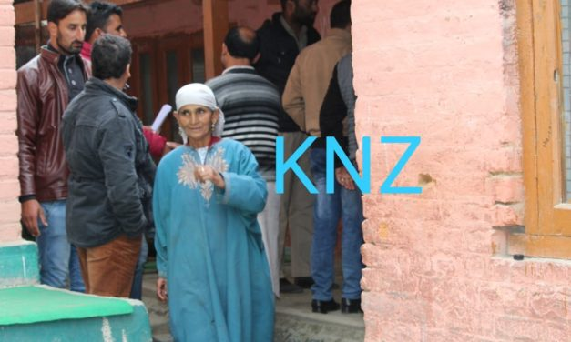ULB polls:Ganderbal Municipal committee crosses 7.91 percent vote turnout till 12 PM