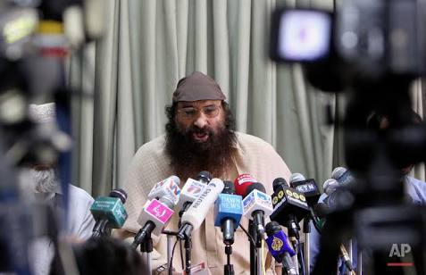Armed struggle has become inevitable for Kashmir resolution: UJC chief Syed Salahuddin