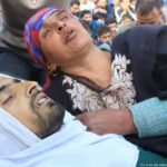 Kulgam buries 7th civilian amid sobs and tears, 'Shutdown in Kashmir Valley; train service suspended'