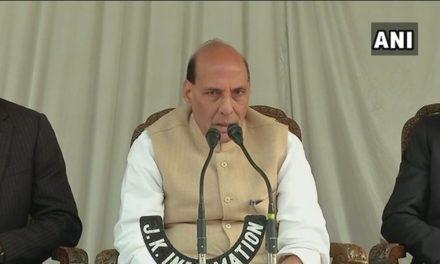 Kulgam killings: Rajnath announces Rs 5 lac for kin of slain civilians