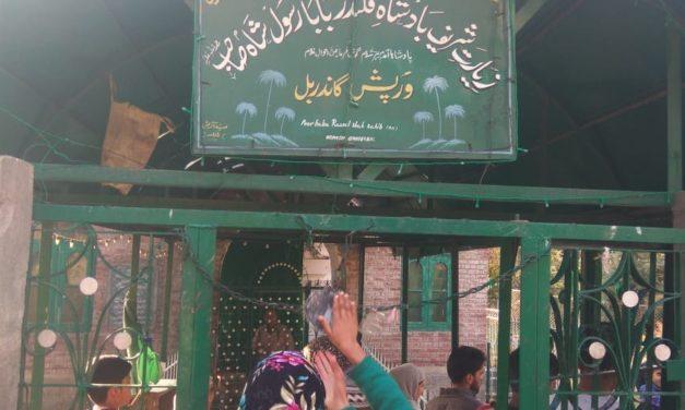 Urs of Revered Sufi Saint Observed in Ganderbal
