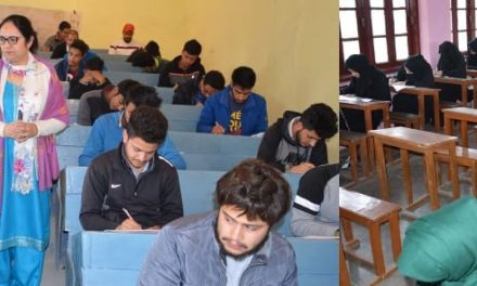 Chairperson BOSE pays surprise visit to various exam centres
