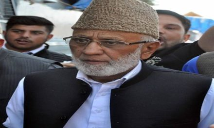 General Rawat's warning to people of Kashmir reflects a tyrannical mindset: Sehrai