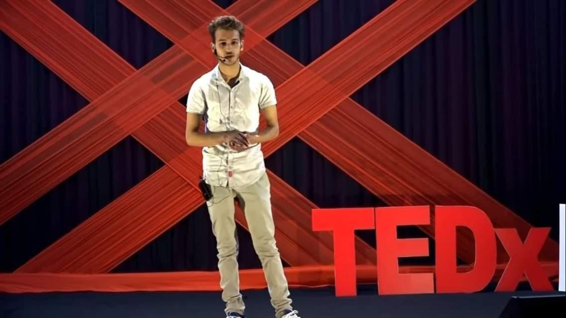 Kashmir boy's TEDx Talk Goes Viral, Bollywood Appreciate