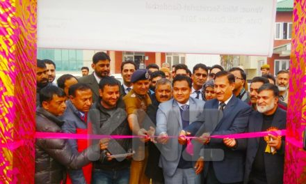 Mega Legal Services-cum-Awareness Camp held In Ganderbal