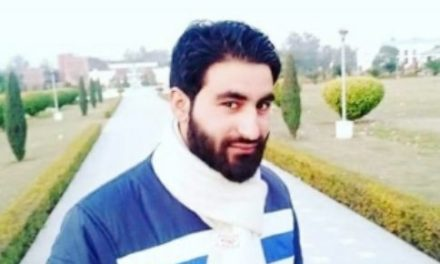 Handwara Gunfight: One among the slain is AMU scholar Dr Manan Bashir Wani
