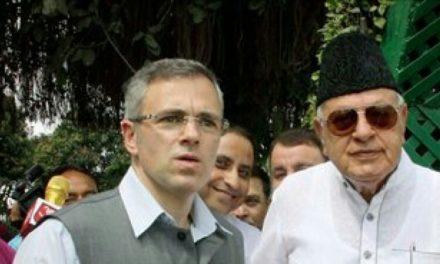 Abdullah's greet people at onset of Rabi ul Awal