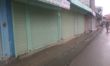 Sopore shuts on second day to mourn militant killing
