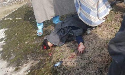 Train crushes boy to death in south Kashmir