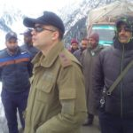 SP traffic Rural Visited Snomarg and Zojila Reviewed traffic Mangement