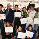 State boxing championship concludes.