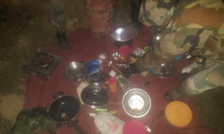 Militant hideout busted in southern Kashmir's Anantnag: Police