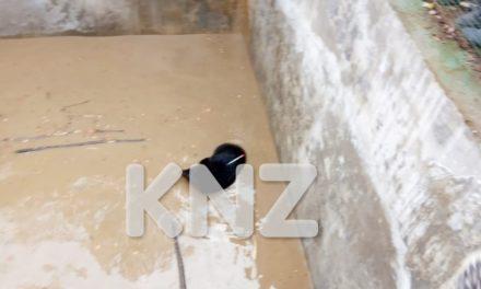 Bear rescued from water tank in Babawayil Ganderbal