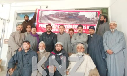 Property/Complex Owners Union Ganderbal elects New Body