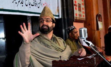 Ex-Norwegian PM's Kashmir remark endorsement of JRL's stand: Mirwaiz