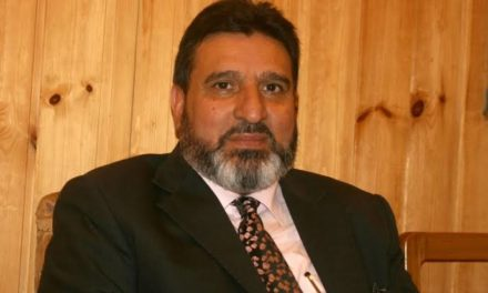Have decided to join hands, 'good news' soon: Altaf Bukhari on NC-PDP-Congress alliance