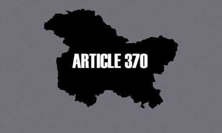 SC to hear plea challenging constitutional validity of Article 370 in April.