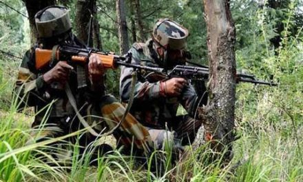 Budgam Gunfight: Two Militants Killed, Three Armymen Injured