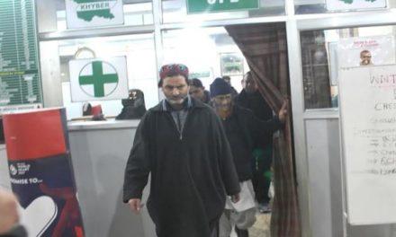 Yasin Malik Taken To Hospital For Medical Checkups
