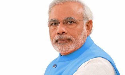 Prime Minister Modi congratulates ISRO on successful launch of GSAT-11