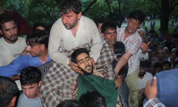 Kulgam youth was part of 'mob', Army fired in air, bullet hit Yawar in chest: DC, SSP tells SHRC