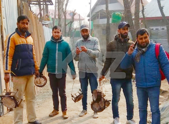 PDD launches nocturnal raids to check power theft In Ganderbal