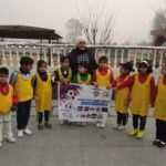 Sevenstars Baby League Football Academy Kick Started At Hattrick Public School Zakura