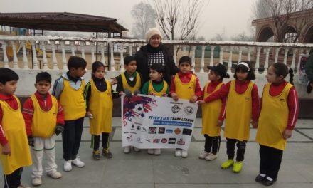 Sevenstars Baby League Football Academy Kick Started At Hattrick Public School Zakura