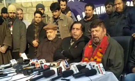 Sajjad Lone rules out pre-poll alliance, says 'will fight from all 87 seats'