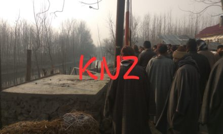 Unknown persons stolen 250KV Transformer In Harran Ganderbal
