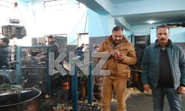 Regional Transformer Repair workshop fully functional in Ganderbal