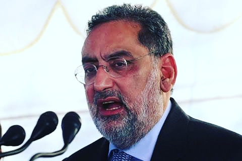 Former finance minister Haseeb Drabu resigns from PDP