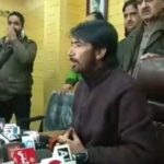 Congress wil emerge as single Largest party in Jammu kashmir Assembly elections: G A Mir
