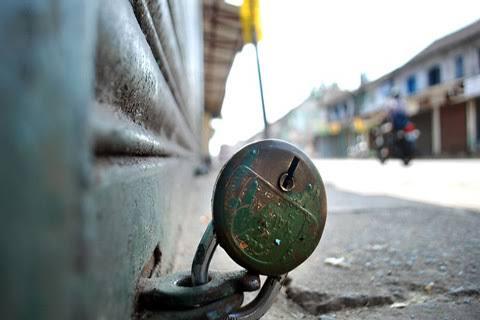 Sopore parts shuts to mourn Lashker militants killing