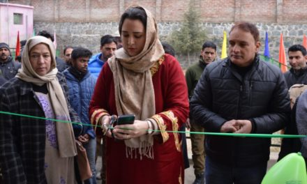 DC Budgam inaugurates free coaching centre in Budgam