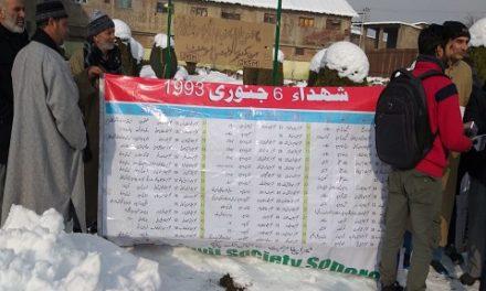 Sopore shuts to mark 26th anniversary of 1993 massacre