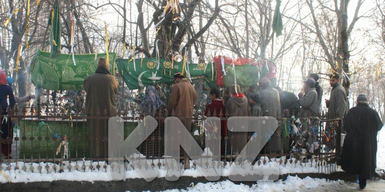 Urs of Hazrat Sheikh Jamal U Din (RA) celebrated in Sehipora Wayil