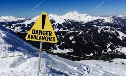 Medium danger avalanche warning issued for Kashmir parts